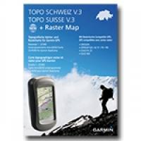 1. Topo Schweiz V3 - Vector + Raster Map