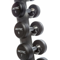 INOTEC E50, Small Dumbbell Rack, 1-10kg