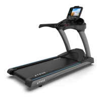 TRUE Treadmill C650