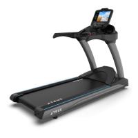 TRUE Treadmill CS650