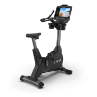 TRUE Upright Bike C900