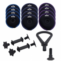 SoftBell Dumbbell Kettlebell Combo Heavy
